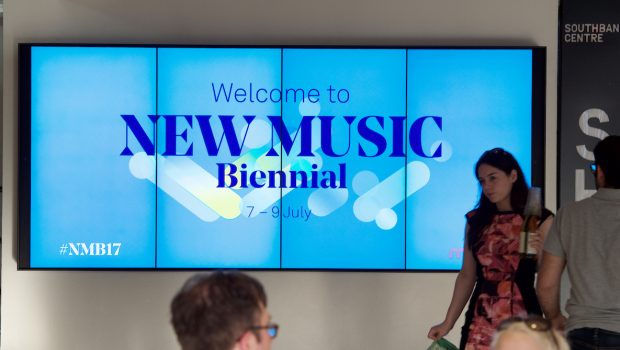 New Music Biennial supported by the PRS For Music Foundation  at The Southbank Centre, London, Great Britain  7th July 2017   Day 1      Photograph by Elliott Franks  Image licensed to Elliott Franks Photography Services
