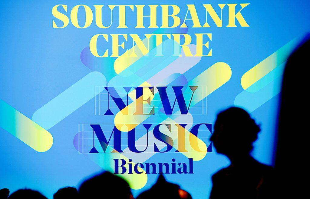 New Music Biennial 2017 supported by the PRS For Music Foundation at The Southbank Centre, London, Great Britain 9th July 2017 Day 3 Photograph by Elliott Franks Image licensed to Elliott Franks Photography Services